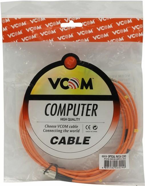 VCOM VDU102-2.0 - купить в Воронеже Низкие цены на патч-корд в интернет-маг