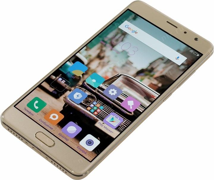 смартфон Xiaomi Redmi Note 3 Pro 32Gb Gold в Москве  цена