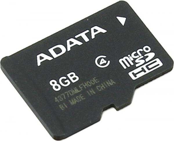 карта памяти A-DATA Turbo series microSDHC class4