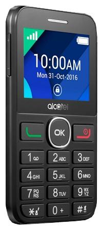 Alcatel 2008G Black/Black