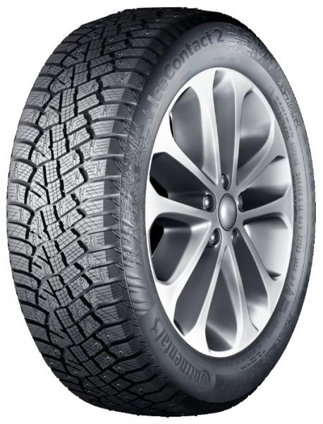 Шина Continental IceContact 2 185/60 R14 82T