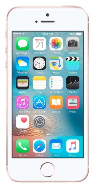 Смартфон Apple iPhone SE 32GB Space Grey (MP822RU/A)