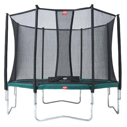 Berg Favorit 380 + Safety  Net Comfort 380 зеленый