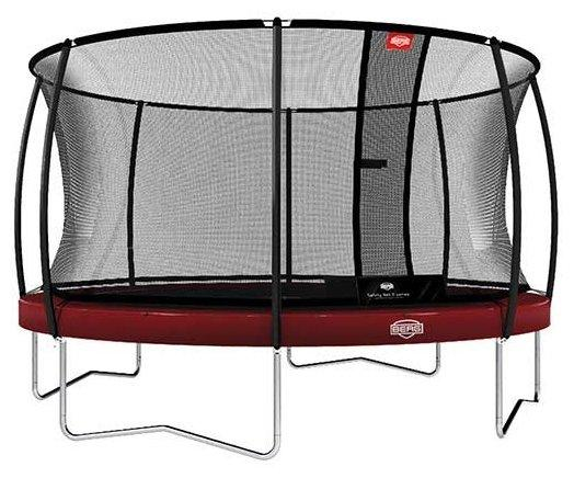 Berg BERG Elite+ Regular Red 380 + Safety Net T-series красный