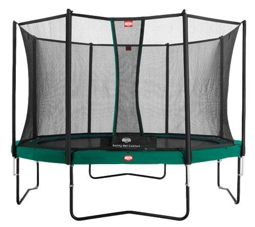 Berg Champion + Safety Net Comfort 330 зеленый