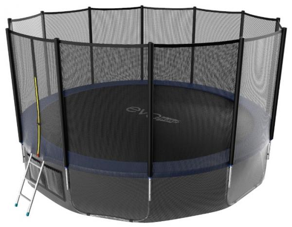 EVO Jump External 16ft (Blue) + Lower net